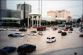 flood water damage clean up las vegas