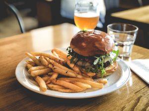 Los Angeles Restaurant Burger